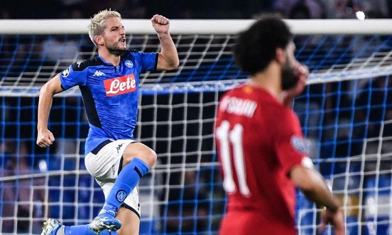 ليفربول يبدا رحلة الدفاع عن لقبه بهزيمة أمام نابولي