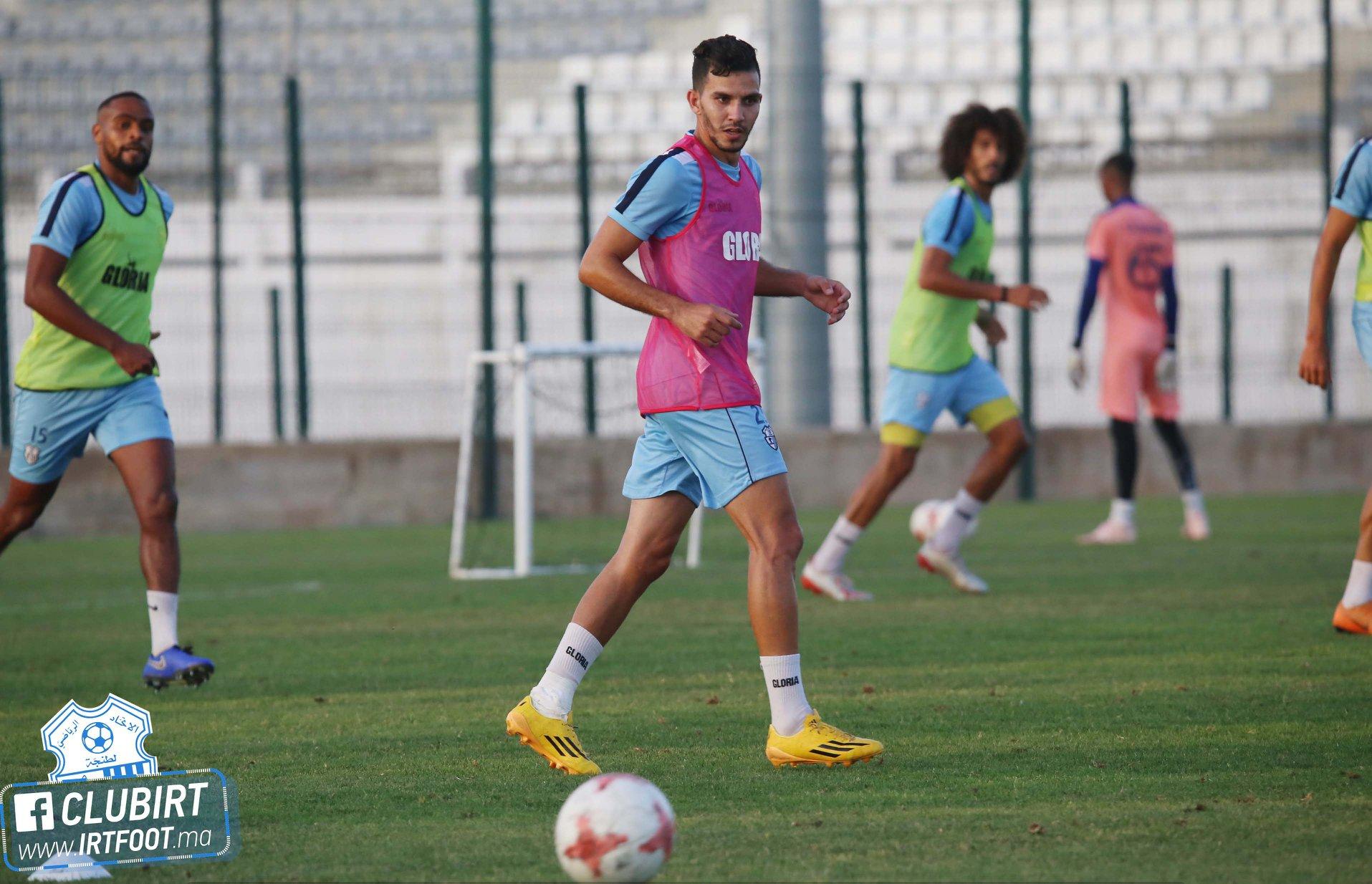 اتحاد طنجة يستعد للجولة الثانية من البطولة