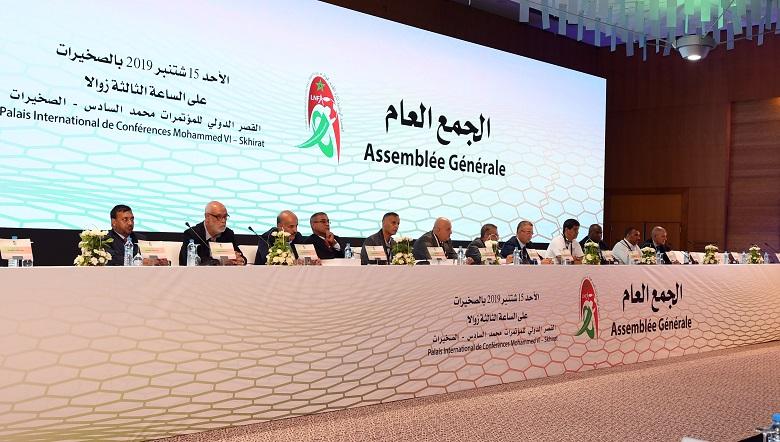 إعادة انتخاب جمال السنوسي رئيسا لعصبة الهواة