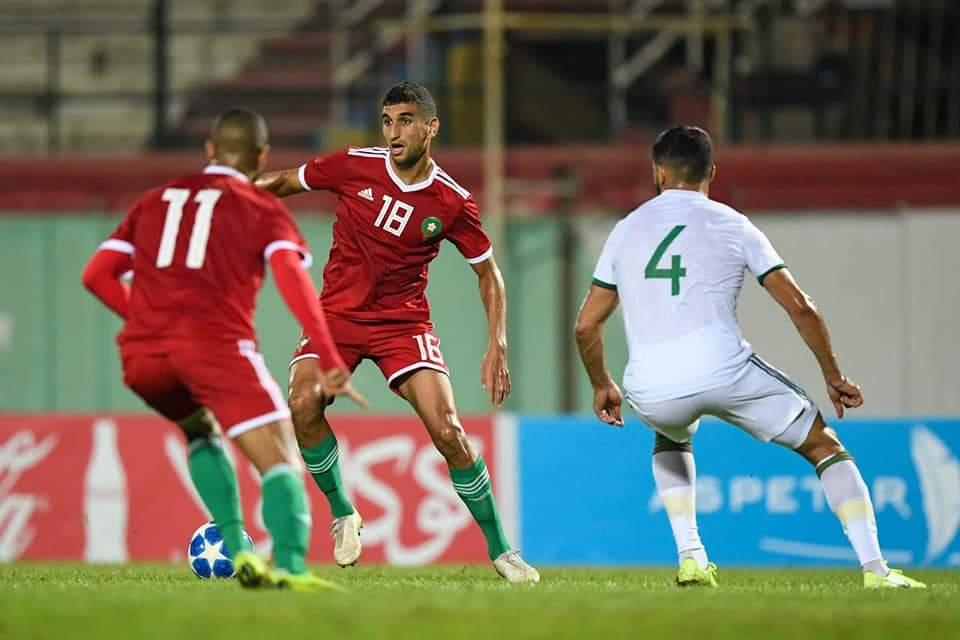 المنتخب المحلي يعود بتعادل ثمين من الجزائر