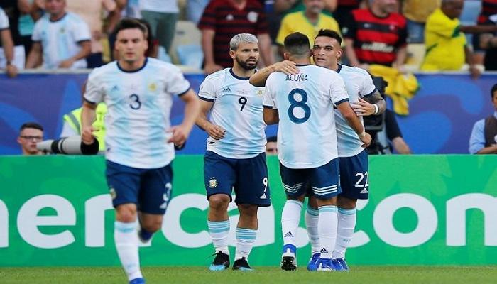 الأرجنتين تخوض وديتين أمام ألمانيا والإكوادور