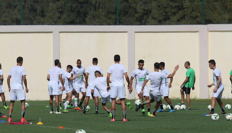 المنتخب الجزائري يؤخر موعد وصوله للمغرب