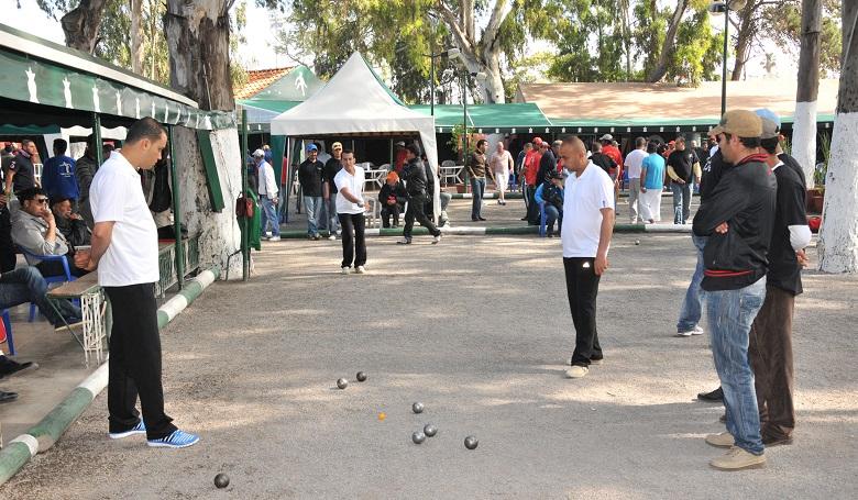 سطاد المغربي يحرز الدوري الدولي للكرة الحديدية