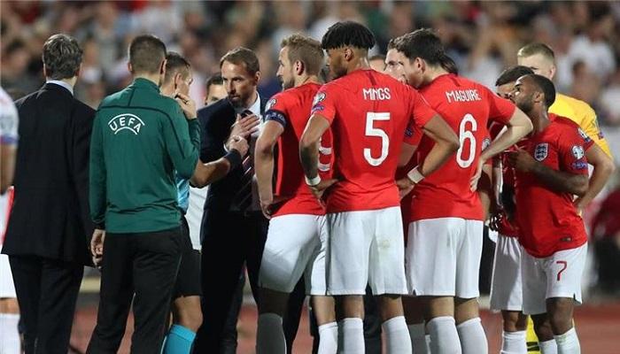 إنجلترا تطالب بتحقيق في هتافات مشجعي بلغاريا