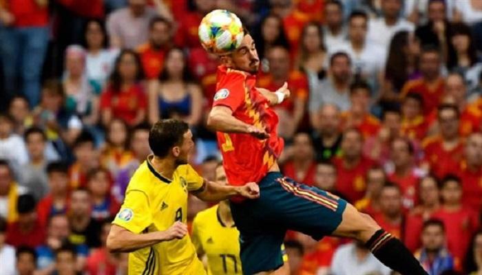إسبانيا تبحث عن التأهل من بوابة السويد