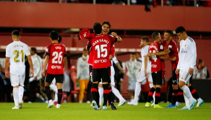 مايوركا يلحق بالريال أول هزيمة بالليغا