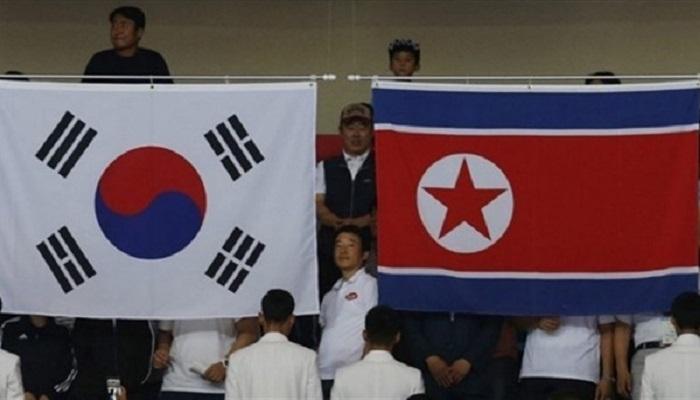 مباراة الكوريتين تنتهي بالتعادل