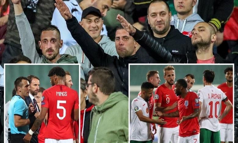 القبض على 4 مشجعين متورطين في العنصرية ببلغاريا