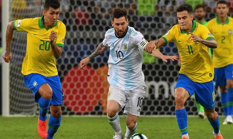 البرازيل يسعى للتخلص من لعنة التعادلات أمام الأرجنتين