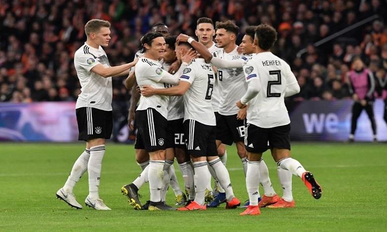 ألمانيا ينهي مساره في تصفيات الأورو 2020
