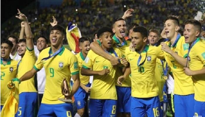 البرازيل بطلة العالم تحت 17 عاماً