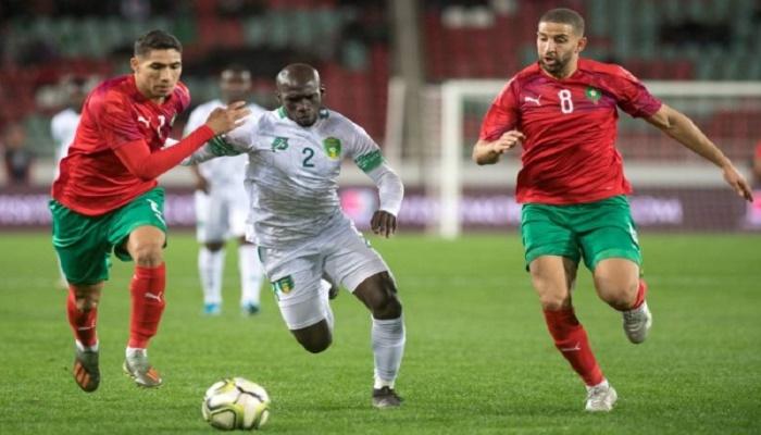 مكافأة مالية للمنتخب الموريتاني بعد التعادل أمام الأسود