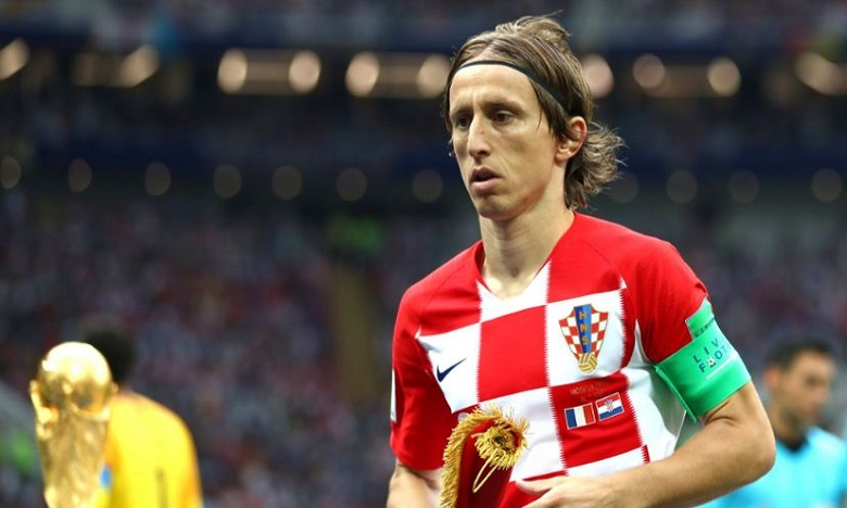 مودريتش يغادر منتخب كرواتيا.... لهذا السبب