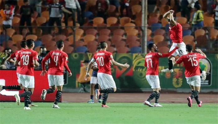 منتخب مصر لأٌقل من 23 بطلا لإفريقيا