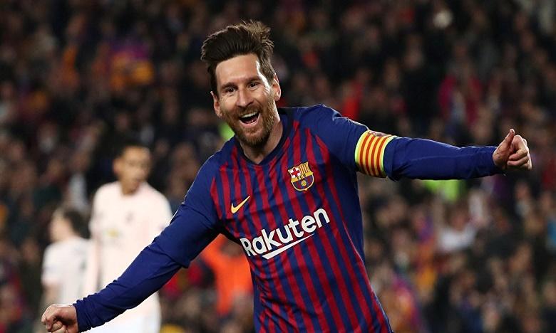 برشلونة يؤكد سعيه لتجديد عقد ميسي