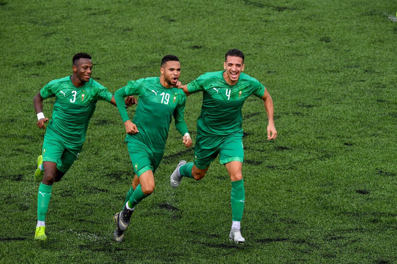 المنتخب المغربي يحققا فوزا ثمينا ببوروندي