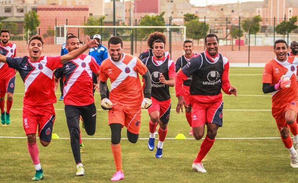 حصتان تدريبيتان لأولمبيك أسفي بتونس
