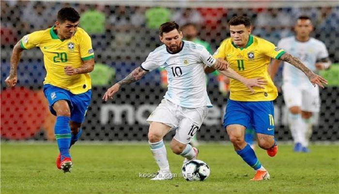 ميسي يهزم البرازيل في ودية الرياض