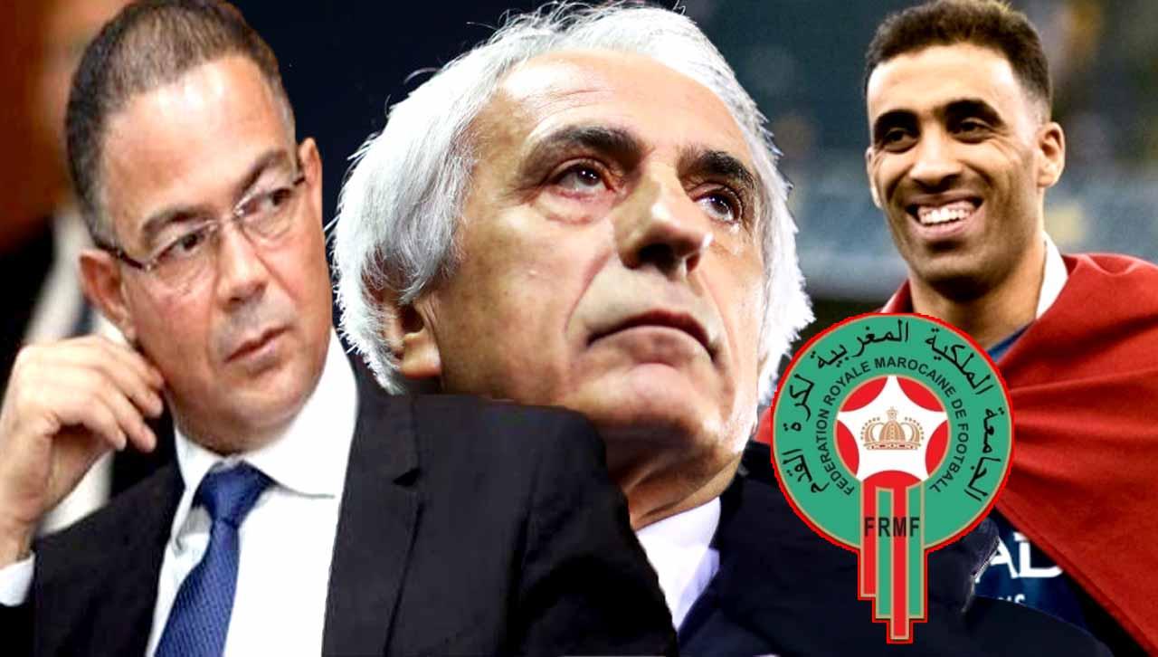 فوزي لقجع لازال ينتظر حمدالله