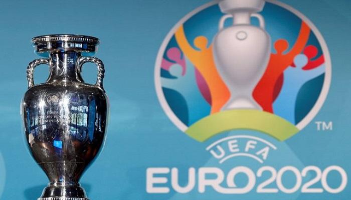 أنجلترا والتشيك في نهائيات الأورو 2020
