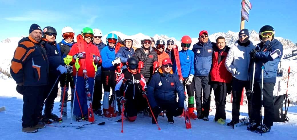 أيت وارشيخ: كأس الأميرة للا خديجة انطلاقة جديدة لرياضة التزلج