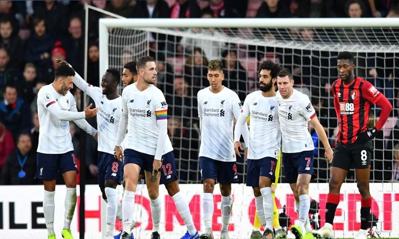 ليفربول يحقق فوزه 15 في الدوري الإنجليزي الممتاز