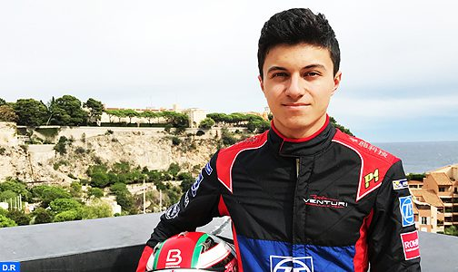 السائق المغربي بنيحيى ينضم إلى برنامج ماكلارين