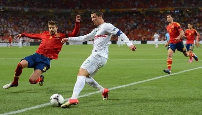 إسبانيا تواجه البرتغال وديا فى يونيو المقبل