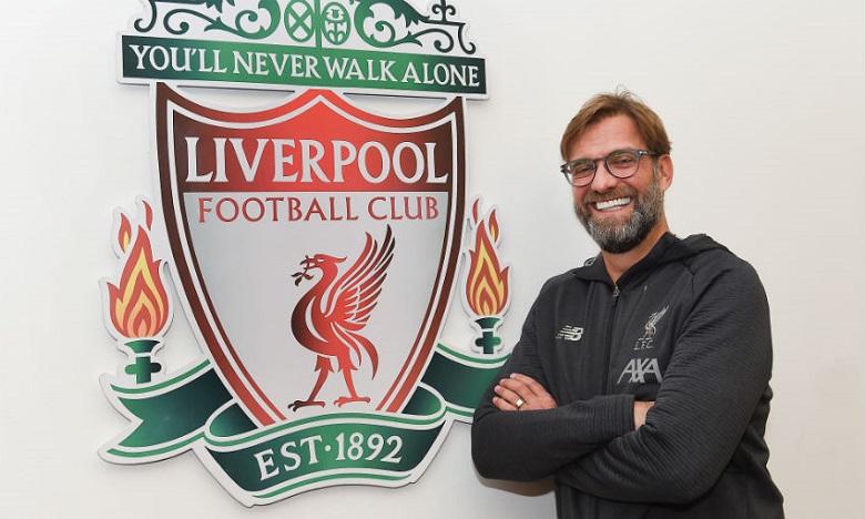 رسميأ...كلوب يمدد عقده مع ليفربول