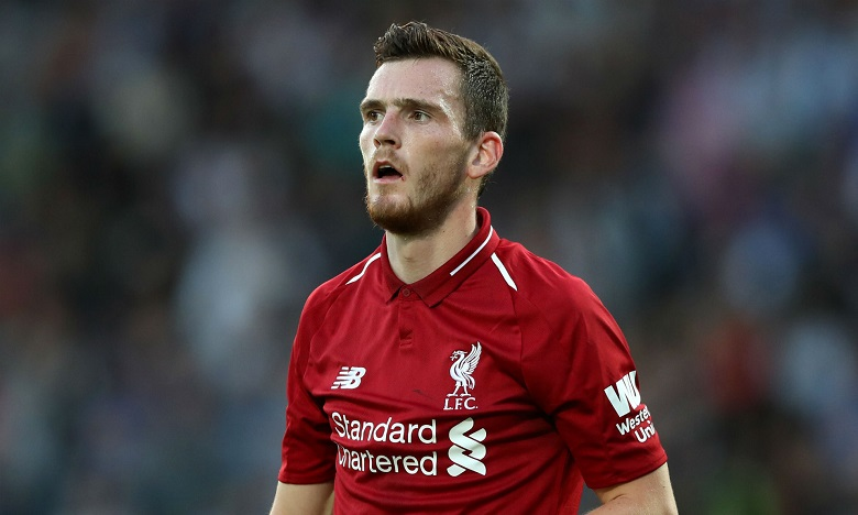 روبرتسون: الكل يخشى مواجهة ليفربول