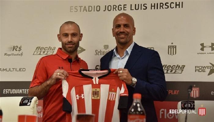 ماسكيرانو: سعيد بالعودة مجددا للأرجنتين