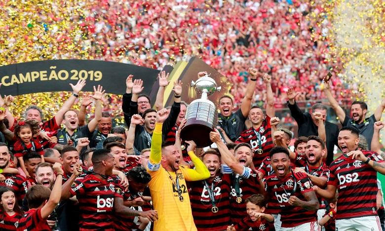فلامنغو يهيمن على جوائز الدوري البرازيلي