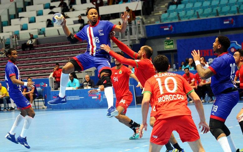 منتخب كرة اليد يتطلع للفوز على الغابون والتأهل لكأس العالم