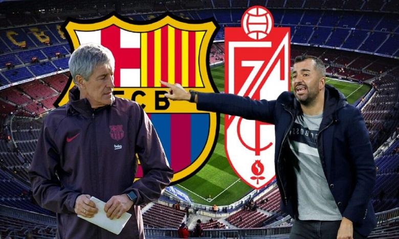 برشلونة يواجه غرناطة بهدف استعادة الصدارة