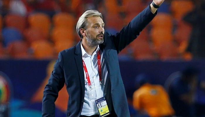 دو صابر: عازمون على تحقيق الفوز أمام الفريق الجزائري