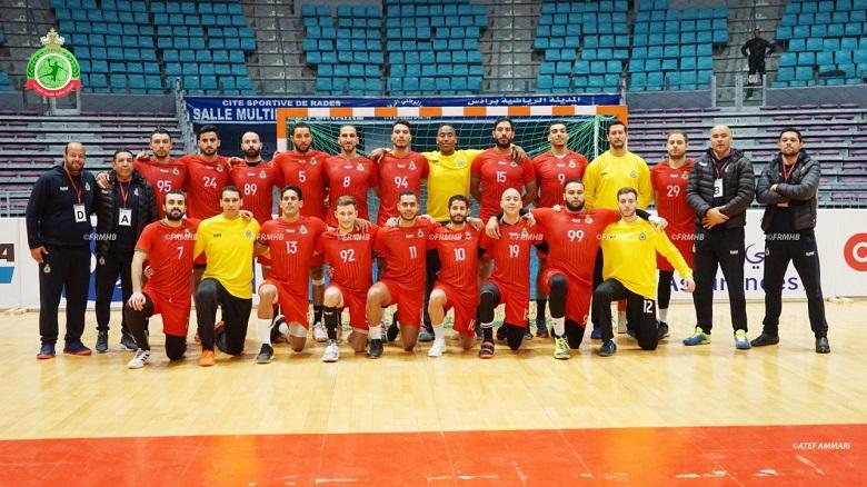 المنتخب المغربي لكرة اليد يتأهل إلى كأس العالم