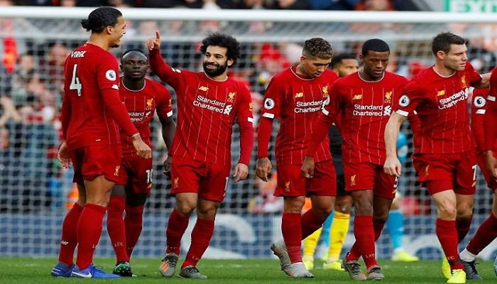 9 مباريات تفصل ليفربول عن حلم لقب الدوري