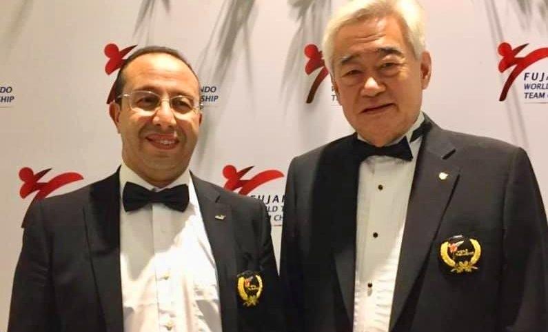 اختيار الهلالي ضمن لجنة المنافسات في أولمبياد طوكيو