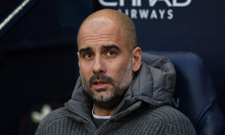 غوارديولا  يعترف بسيطرة ليفربول على الدوري الإنجليزي