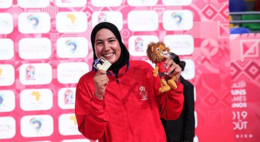 رسميا .. أبو فارس لن تشارك في أولمبياد طوكيو