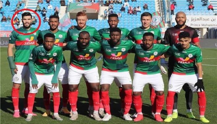 ازارو يحرز اول هدف بقميص الاتفاق السعودي