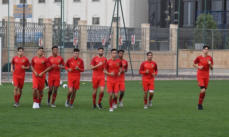 منتخب الشباب يتطلع لتجاوز ليبيا في كأس العرب