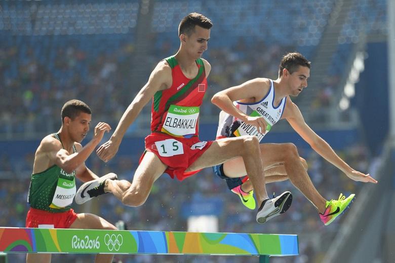 سفيان البقالي عازم على الظفر بذهبية أولمبياد طوكيو 2020