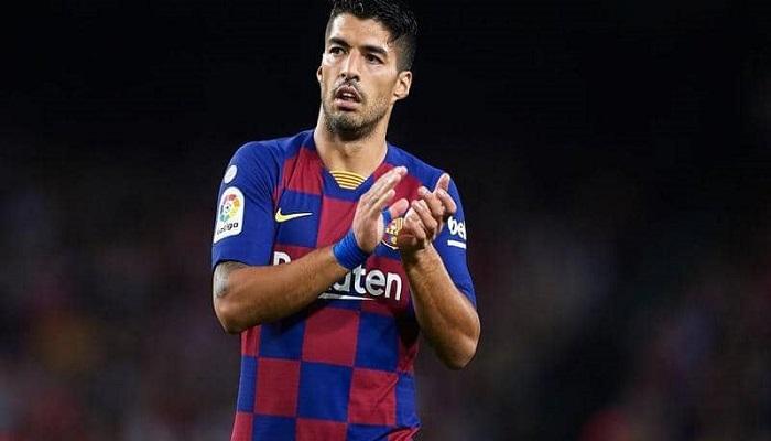 سواريز يعود إلى برشلونة في هذا التاريخ