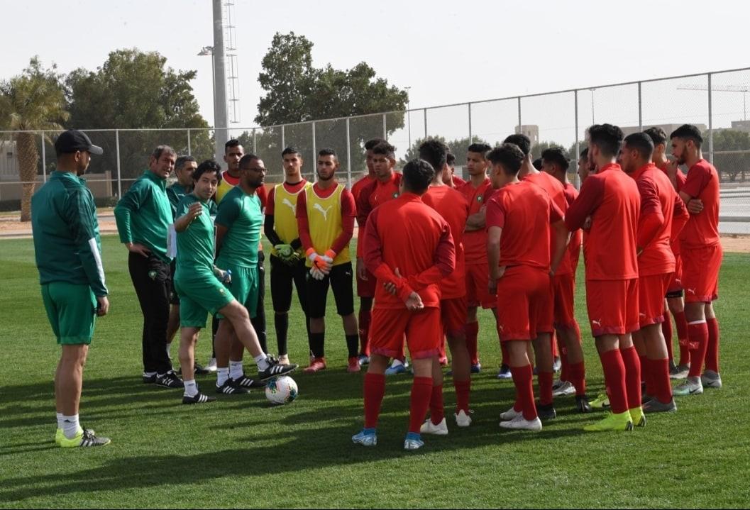 بداية موفقة للأسود لأقل من 20 سنة في كأس العرب للشباب