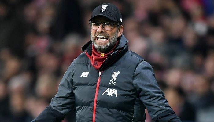 إنجازات ليفربول تفاجئ مدربه