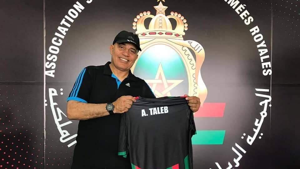 """طاليب: لو كان """"الفار"""" منذ بداية الموسم للعبنا نهائي كأس العرش"""