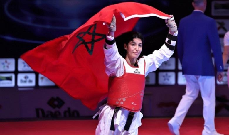 أميمة البوشتي تحجز بطاقة التأهل إلى أولمبياد طوكيو