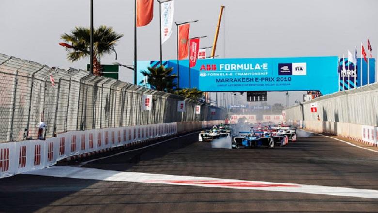 سباق مراكش للسيارات الكهربائية يوم 29 فبراير الجاري