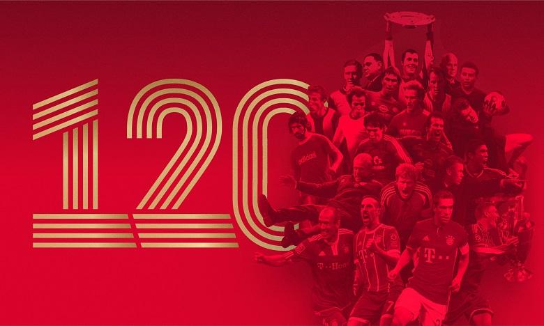 120 عاما...البايرن يحتفل بذكرى تأسيسه
